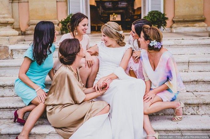 Aucun invité habillé en blanc : Oui ou Non ? 1