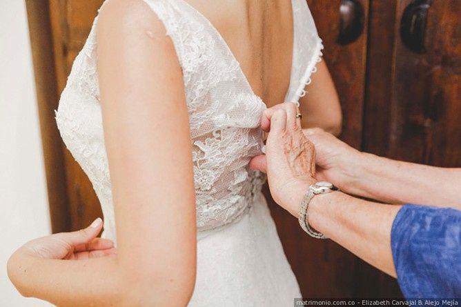 Combien de robes de mariée as-tu essayé ? 1