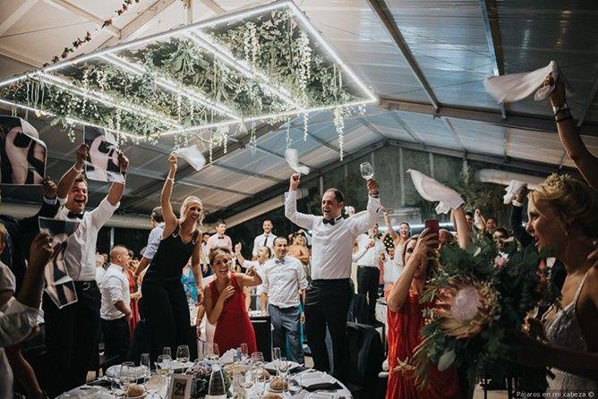 Combien y aura-t-il d'invités à ton mariage ? 1