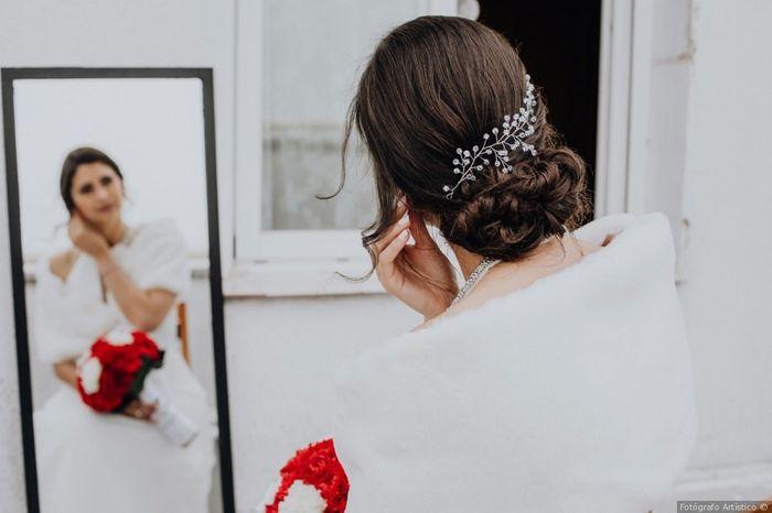 2 mariages, 2 coiffures. Laquelle préfères-tu ? 2