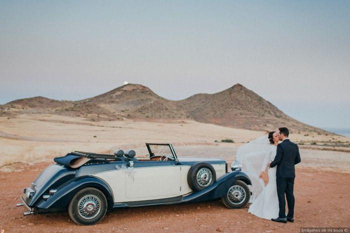 2 mariages, 2 voitures. Laquelle préfères-tu ? 2