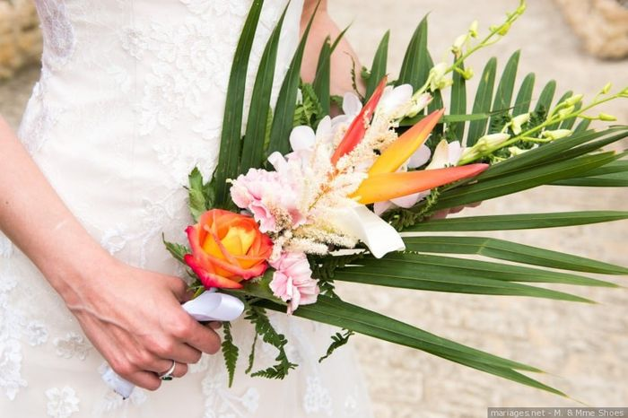 Si j'étais un bouquet, je serais... 3