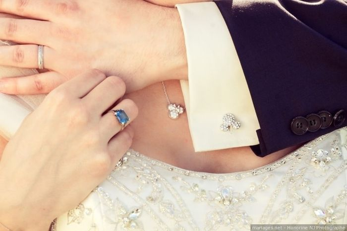 Si j'étais une bague de fiançailles, je serais... 3
