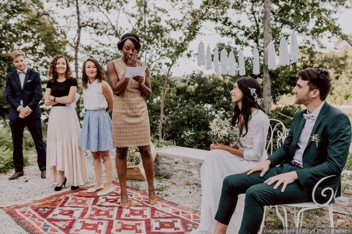 Pair ou Impair : Le nombre de demoiselles d'honneur ! 1
