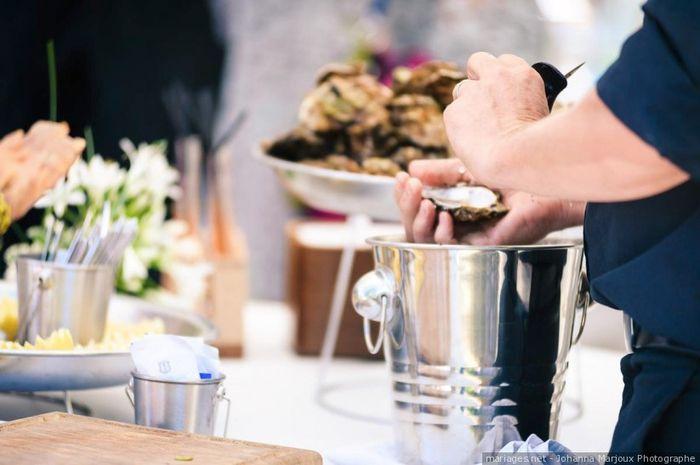 À prendre ou à laisser : un bar à huîtres 1