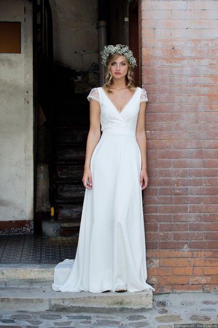 Pour la robe, tu es plutôt... 3