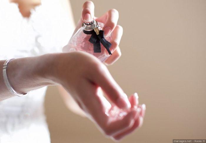 Mon parfum pour le mariage sera ____ 🎁 1