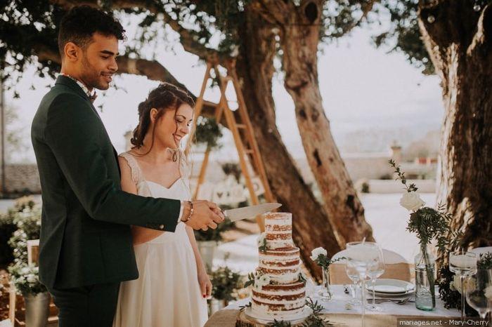 Avec ou Sans... Wedding cake ! 🍰 1