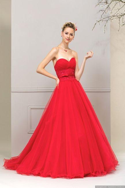 Je ne veux SURTOUT pas cette robe ! 2