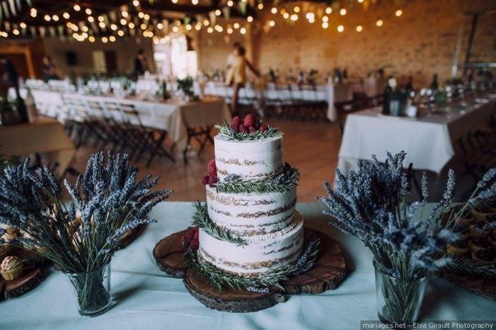 Je ne veux SURTOUT pas ce wedding cake ! 1