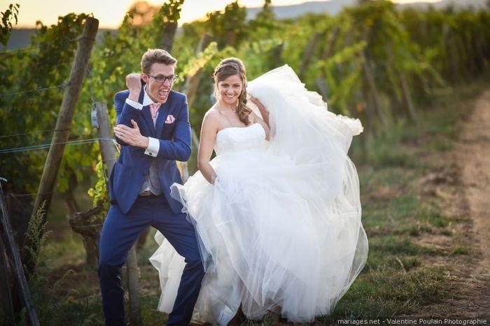 Les photos de votre mariage : votre couple ! 2