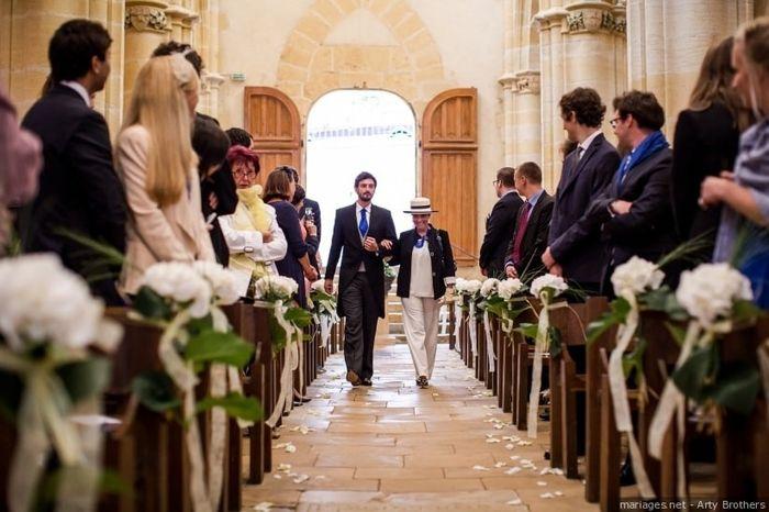 Les photos de votre mariage : vos parents ! 2