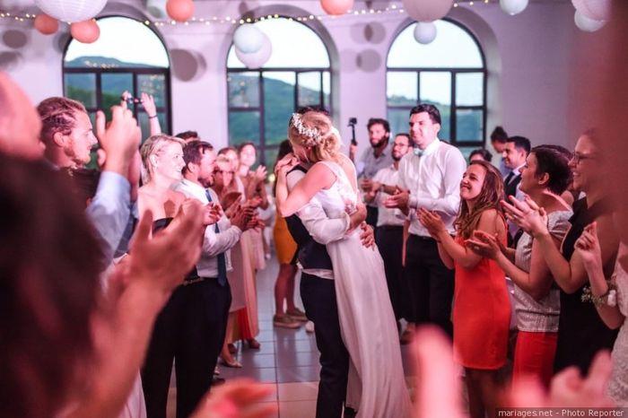 Les photos de votre mariage : vos invités ! 1