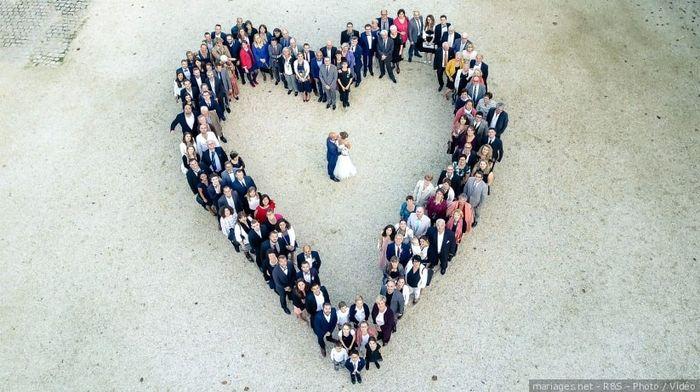 Les photos de votre mariage : vos invités ! 2