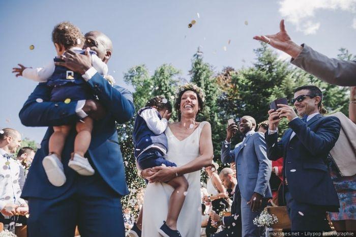 Les photos de votre mariage : les enfants ! 3