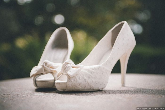 Pour mes chaussures, je choisis... 1