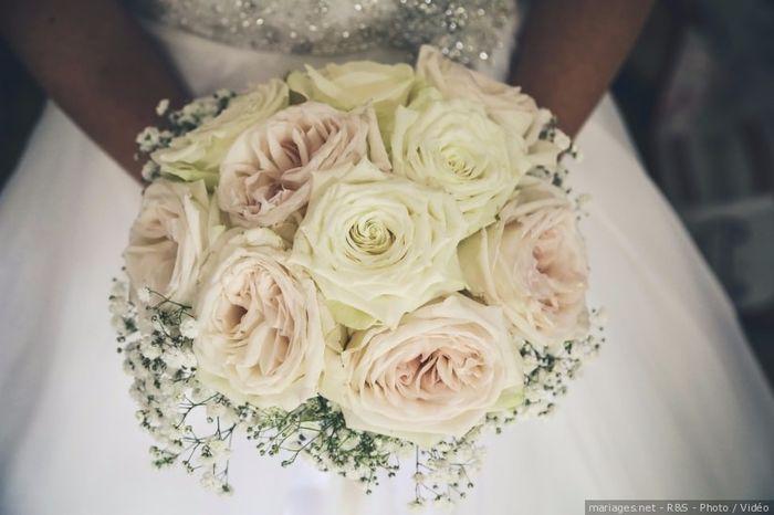 Pour mon bouquet, je choisis... 1