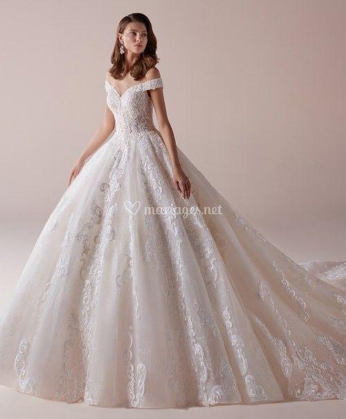 Pour ma robe de rêve je veux cette coupe ! 1