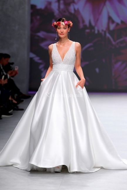 Pour ma robe de rêve je veux ce tissu ! 2