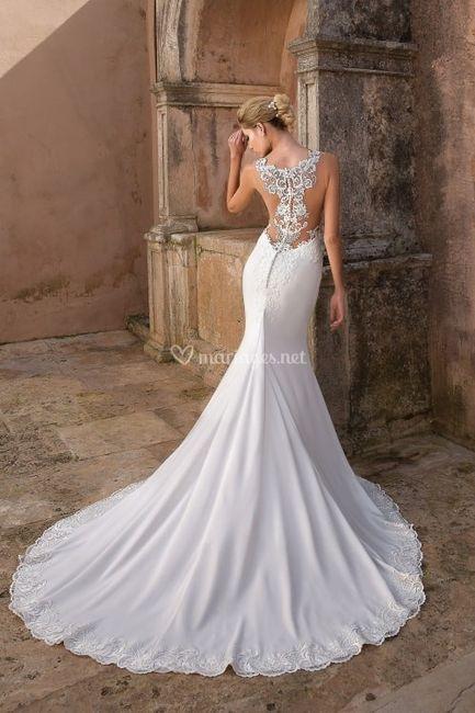 Pour ma robe de rêve je veux ce tissu ! 3