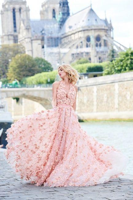 Pour ma robe de rêve je veux cette couleur ! 2