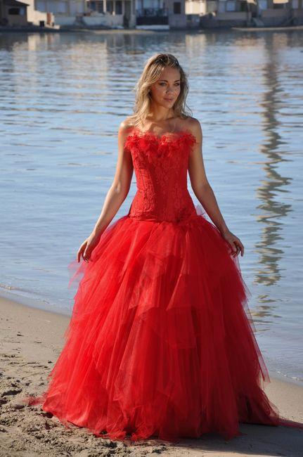 Pour ma robe de rêve je veux cette couleur ! 3
