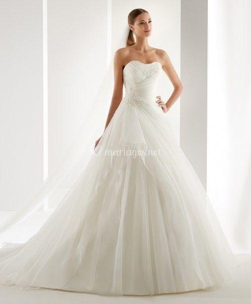 Pour ma robe de rêve je veux un décolleté ! 2