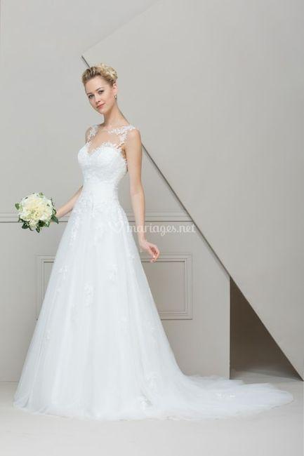 Pour ma robe de rêve je veux un décolleté ! 3