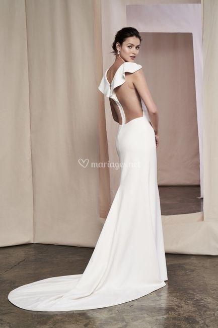 Pour ma robe de rêve je veux ce dos ! 3