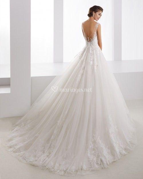 Pour ma robe de rêve je veux ce dos ! 2
