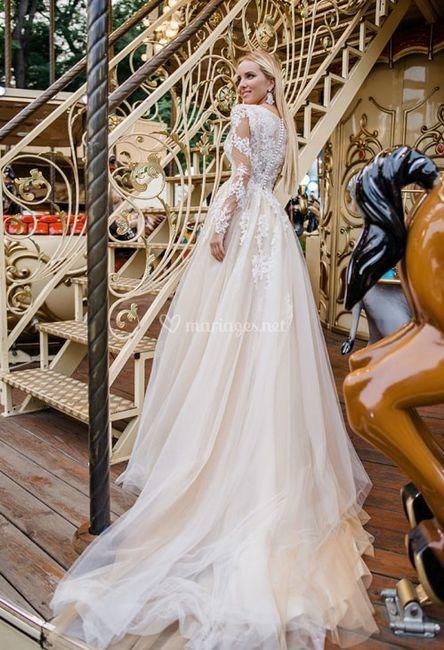 Pour ma robe de rêve je veux ce dos ! 1