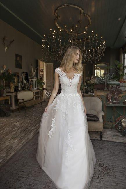 Pour ma robe de rêve je veux ces manches ! 2