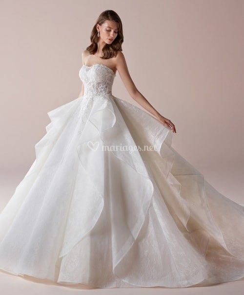 Pour ma robe de rêve je veux ces manches ! 1