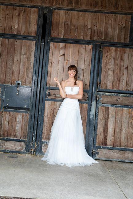 Pour ma robe de rêve je veux cette longueur ! 1