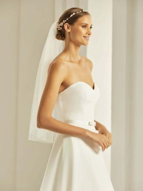Pour ma robe de rêve je veux ce voile ! 2