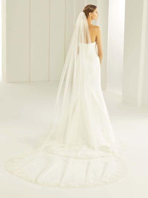 Pour ma robe de rêve je veux ce voile ! 3