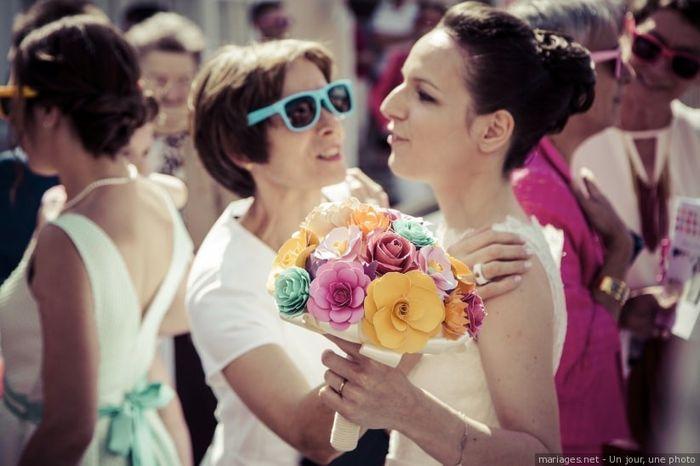 Pour ma robe de rêve je veux ce bouquet ! 1