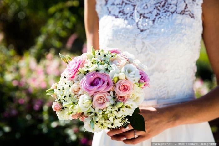 Pour ma robe de rêve je veux ce bouquet ! 2