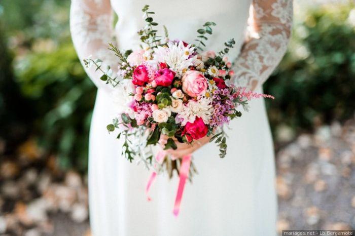 Pour ma robe de rêve je veux ce bouquet ! 3