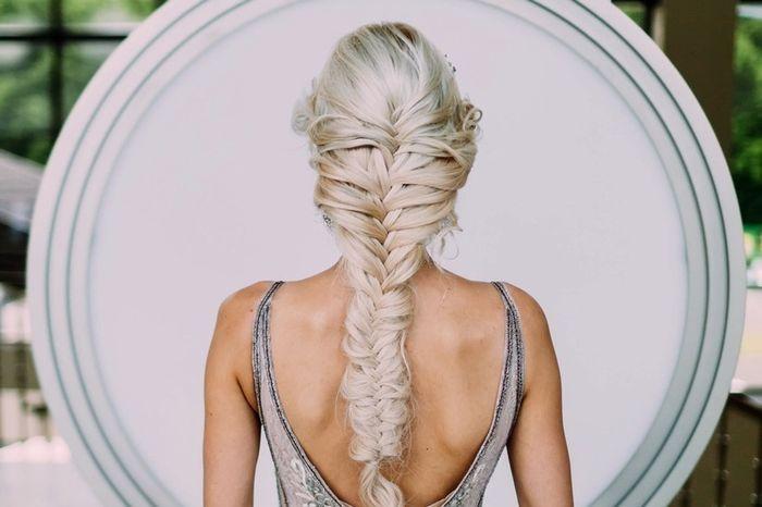 Pour ma robe de rêve je veux cette coiffure ! 3