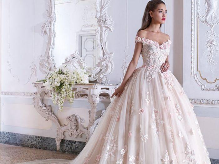 Quelle robe préfères-tu ? 1