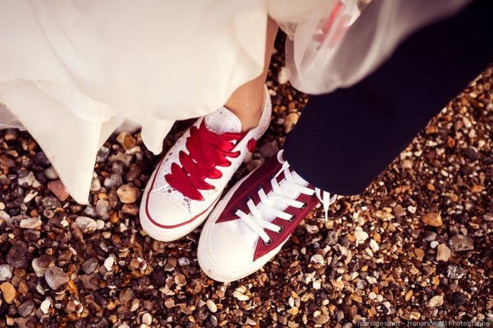 Quelle paire de chaussures vous représente le plus ? 2