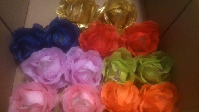 Mes roses-LED