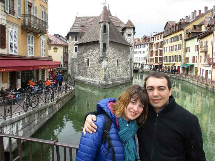 A Annecy