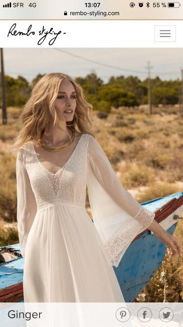 à la recherche de ma robe hippie bohème 2
