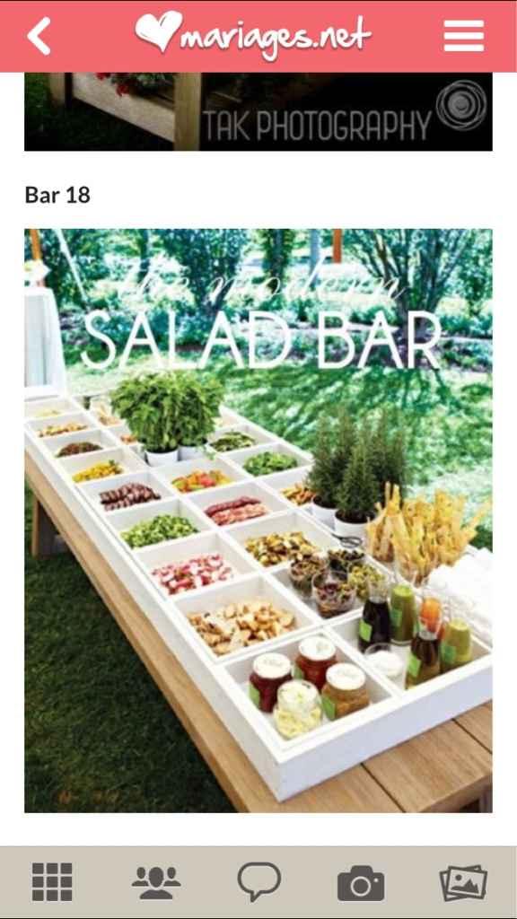 Service buffet ou à table - 1