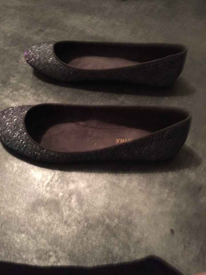 Trouver chaussures à son pied .... - 2