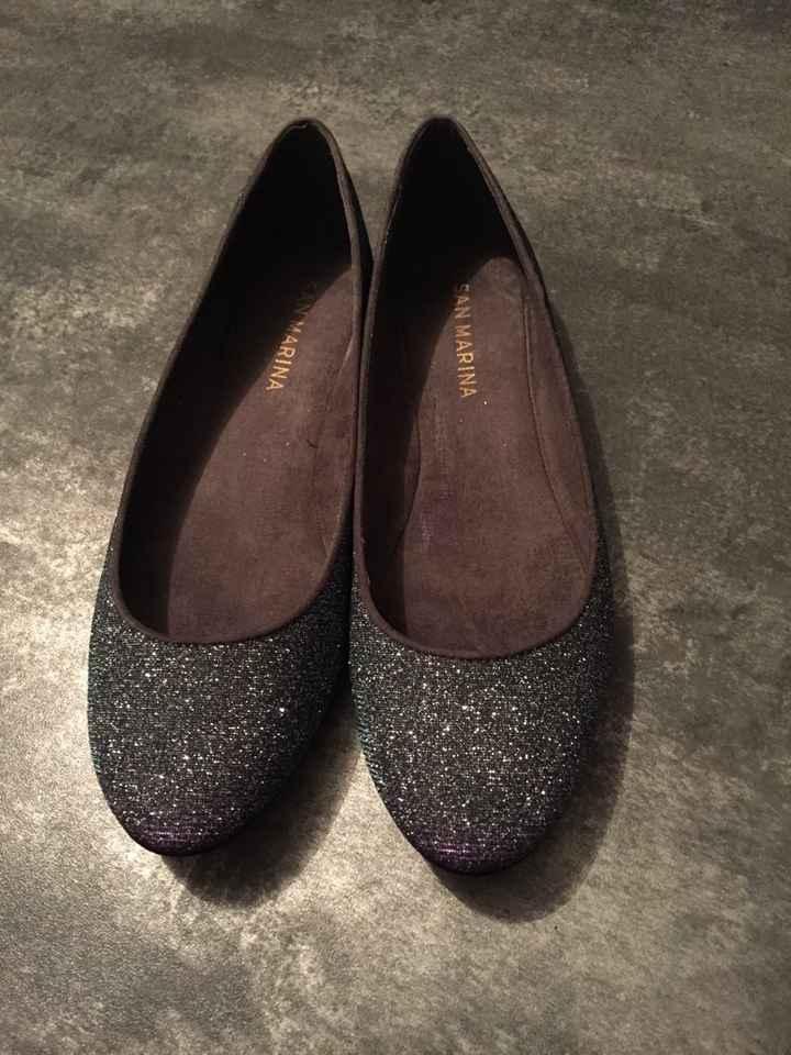 Trouver chaussures à son pied .... - 3