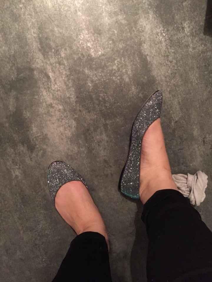 Trouver chaussures à son pied .... - 4