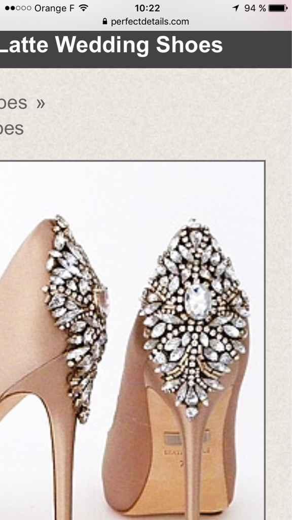 Chaussure trop chère maiiiiiis .... - 4